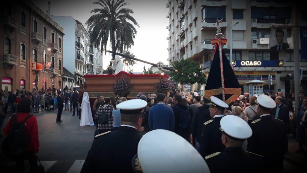 Hermandad de las Tres Caídas y Trinidad (Algeciras)